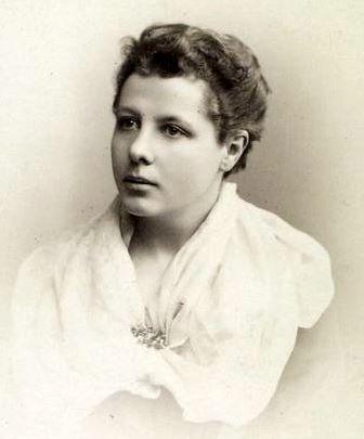 Annie Besant um 1880