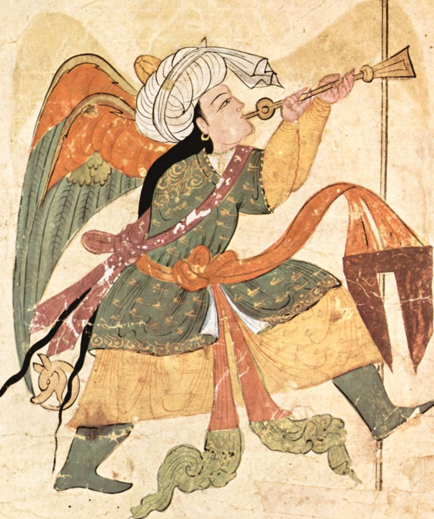 Seraphiel. Irak um 1280
