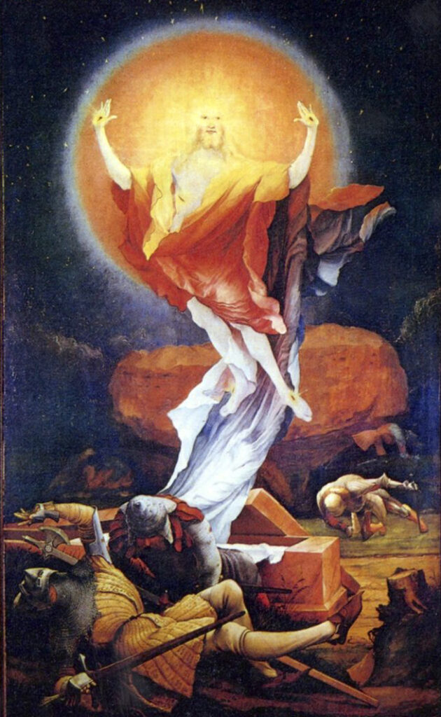DIe Auferstehung des Menschen